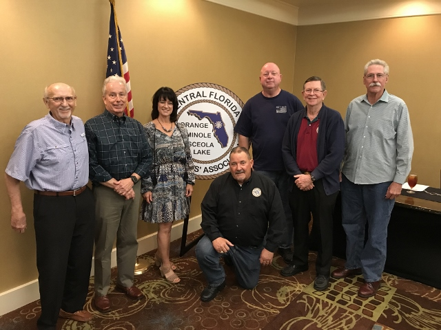 CFFCA Retiree Group 2018